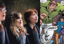 Harry Porter in Marvel