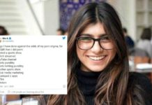 Mia Khalifa as Spports Commentator
