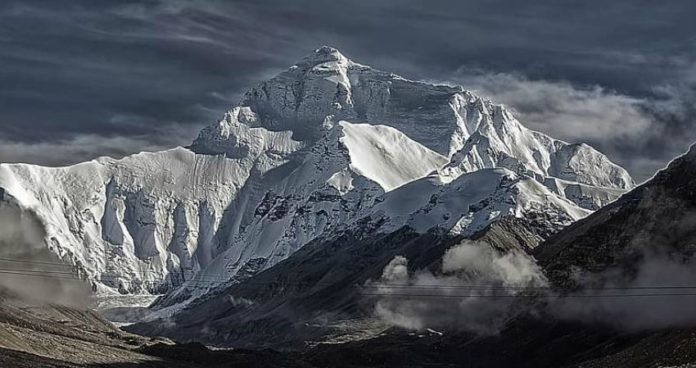 Tallest mountains in the world
