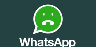 WhatsApp Is Down