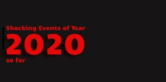 Year 2020 Events