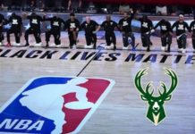 Milwaukee Bucks Protest