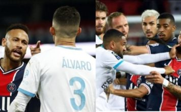 Marseille vs PSG
