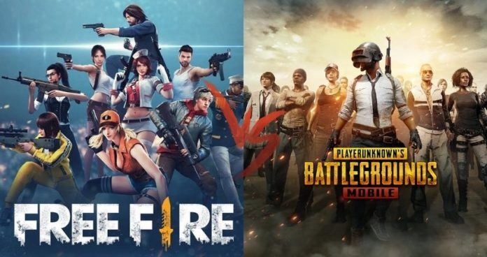 free-fire-vs-pubg-bitter-comparison
