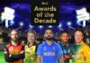 ICC Awards for Decade