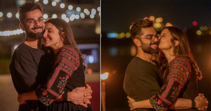 Latest Pictures of Anushka and Virat