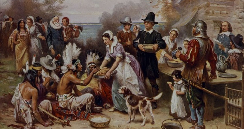 Thanksgiving Day History