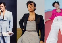 Top Fashion Icons Harry Style