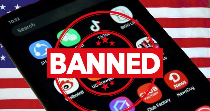 Chinese Apps Banned in the US