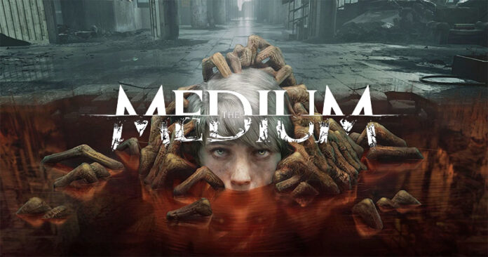 Horror Game The Medium