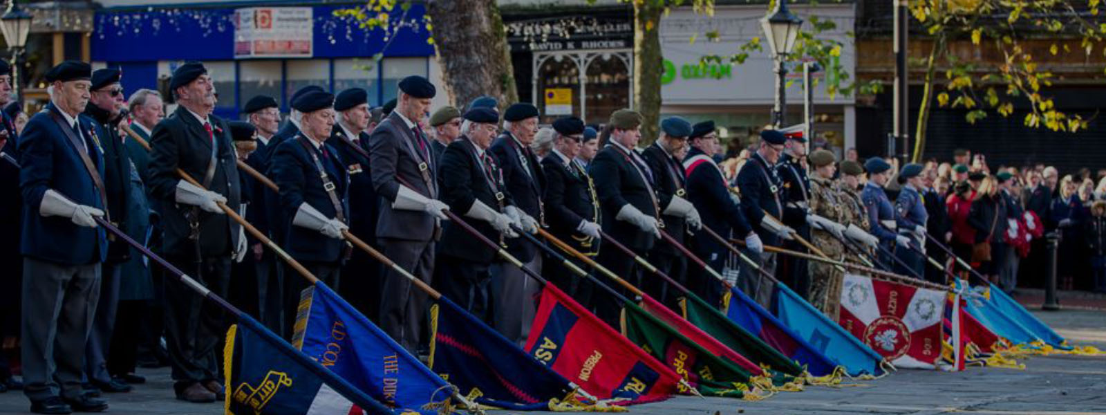 Image of Remembrance Sunday – Armed Forces