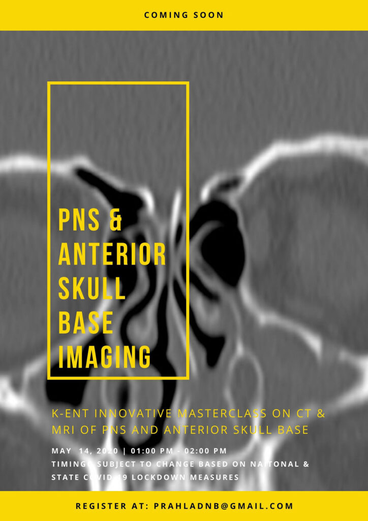 Program brochure of PNS Imaging