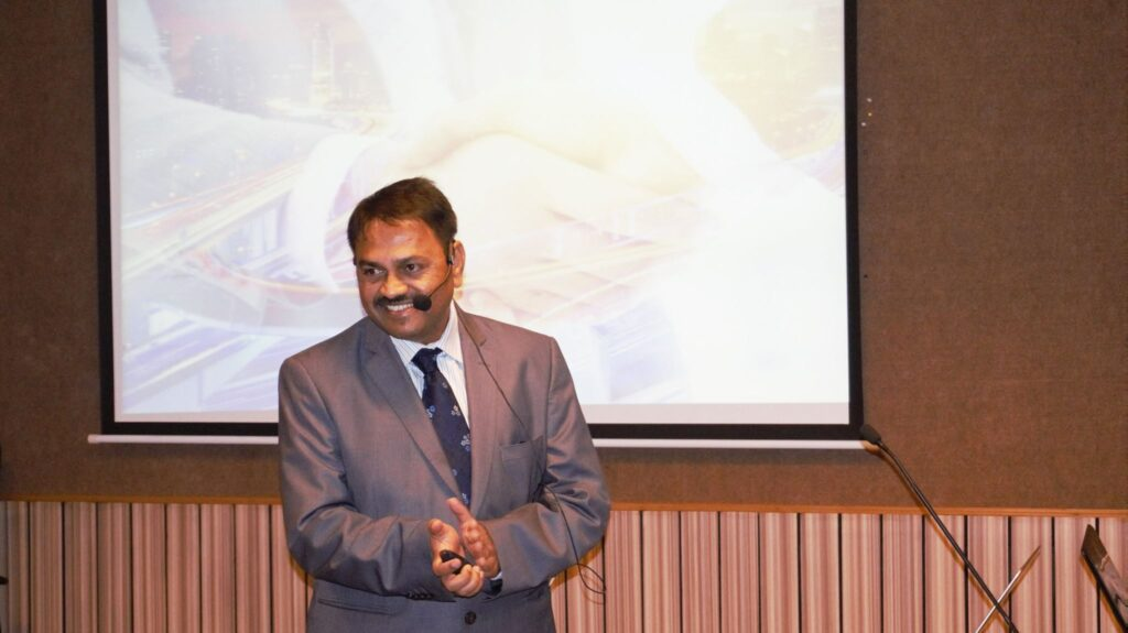 Picture of Dr. Prahlada N.B