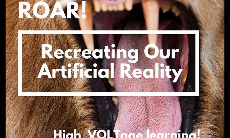 Recreating your artificial reality