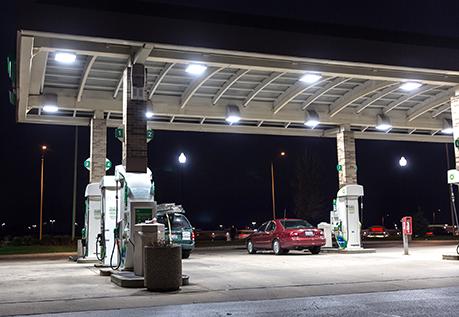 Algonquin Gasoline - energy saving