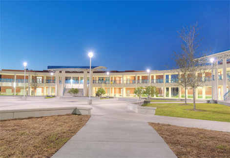 Austin town local school - energy budget management - reduction in operating costs