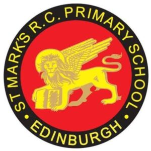 St Mark's school badge