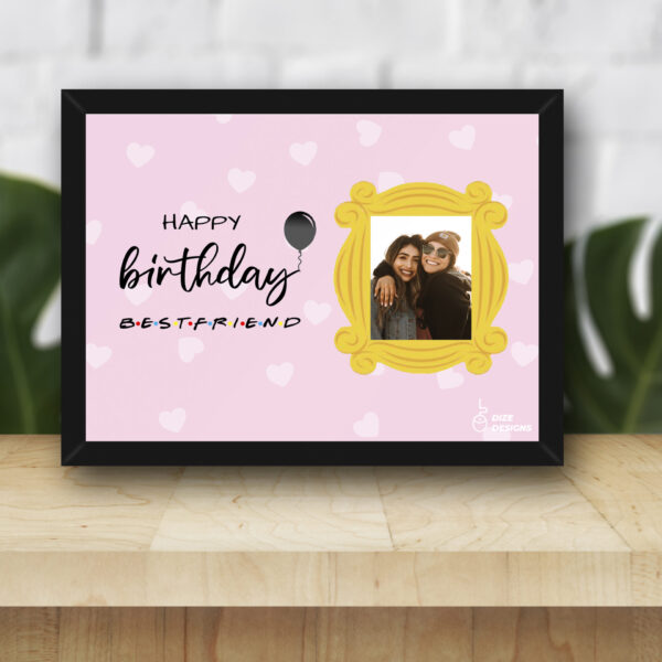 Customized Photo Frames