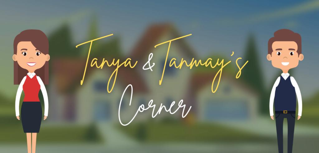 Tanya and Tanmay's Corner