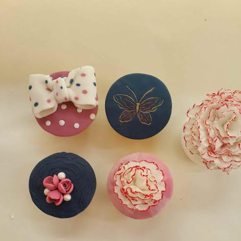 Fondant workshop