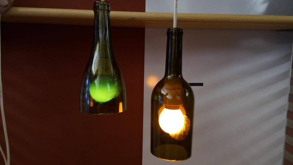 upcycling glass