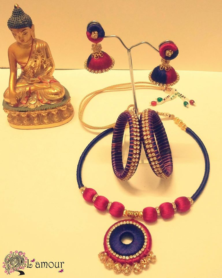 Jewelry Making Workshop at Bloom & Grow -1