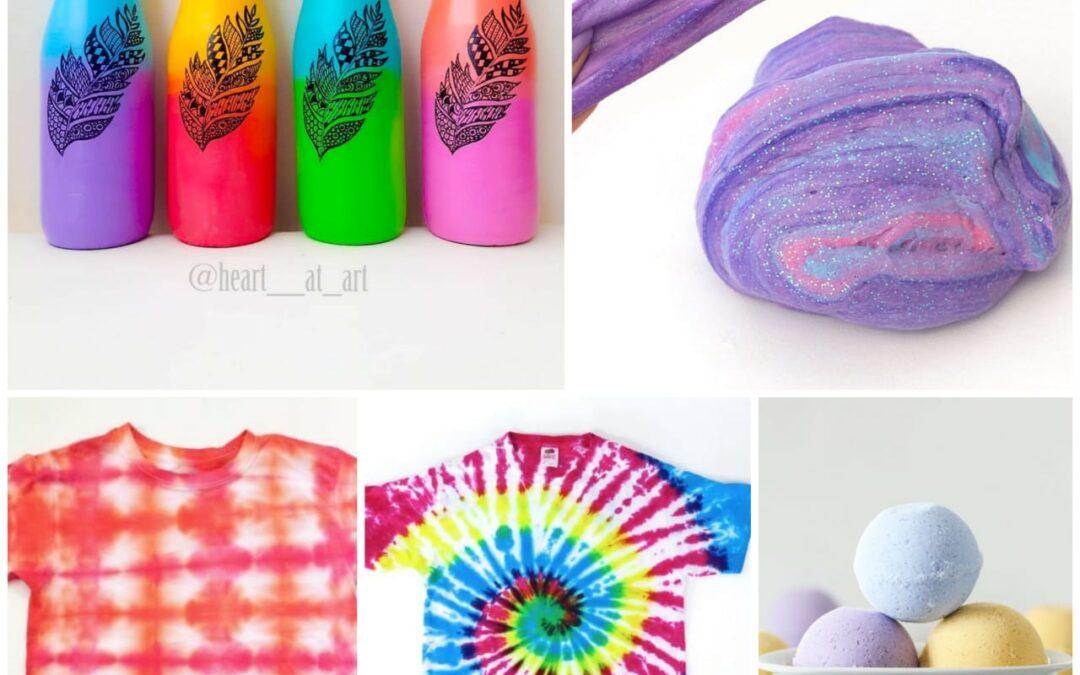 Online Summer Craft Camp for Kids