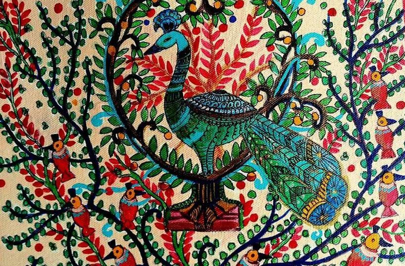 Indian Folk Art Workshop