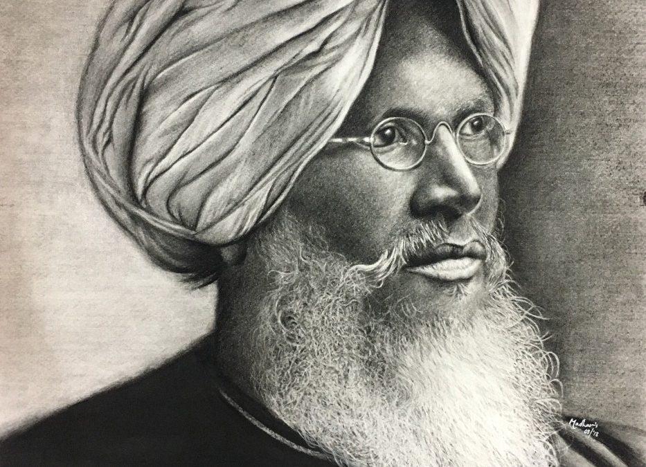 Portrait Sketching Art – Beginners workshop in Bangalore