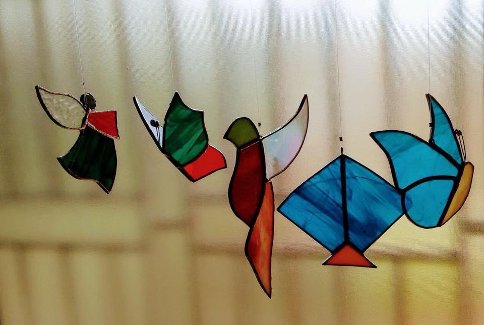 Original Stained Glass – Beginners workshop in Indiranagar, Bangalore