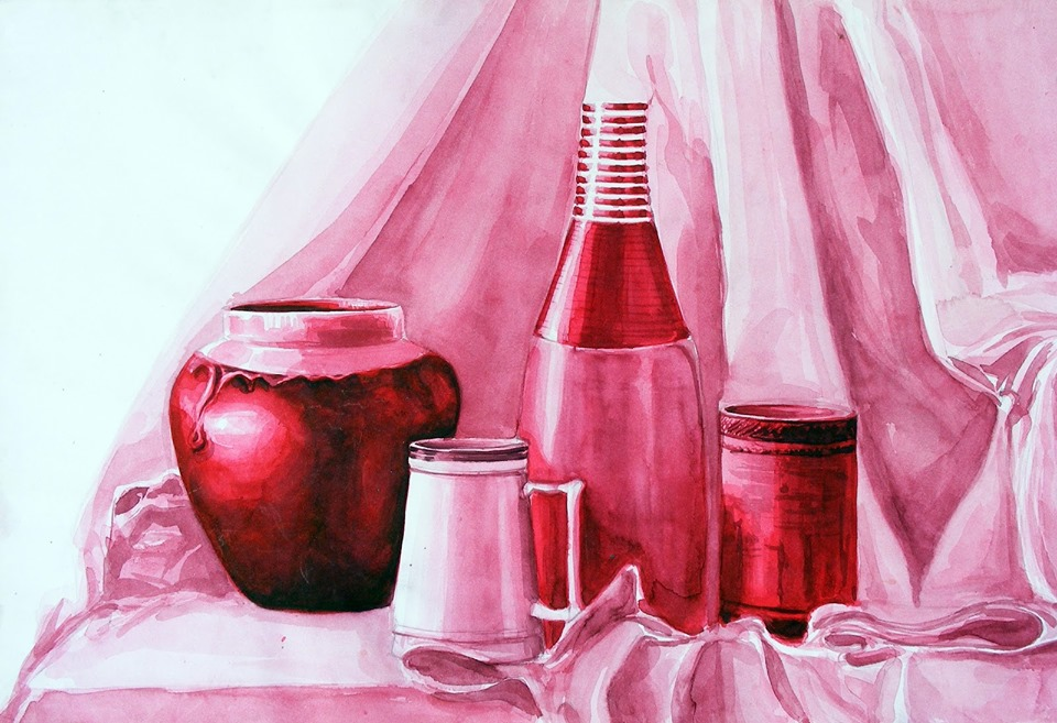 Monochrome Still Life Painting Workshop with Trishna Patnaik
