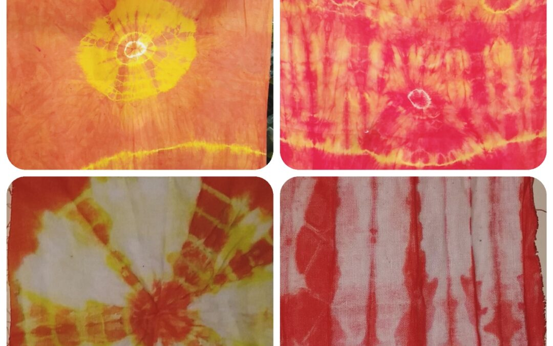 Bandhani – Indian Tie and Dye : Beginners Workshop in Bangalore