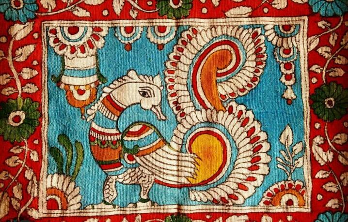 Kalamkari – Traditional Art workshop for Beginners in Bangalore