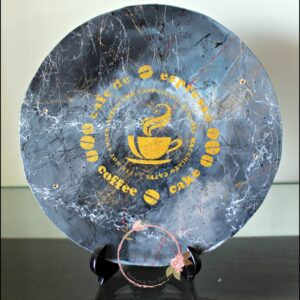 Faux Marble Effect Tray - Online Workshop