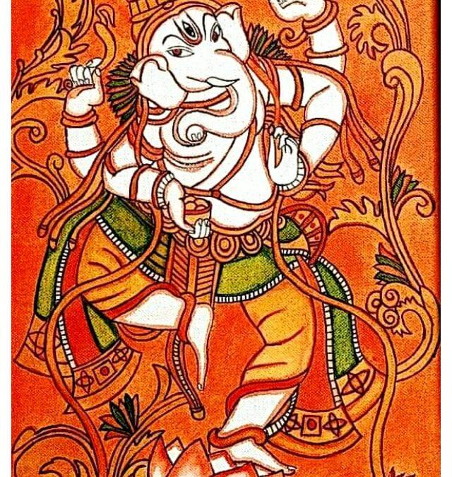 Kerala Mural Painting – 2 Day Beginners Workshop in Bangalore
