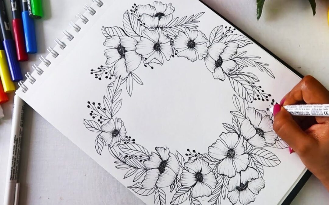 Make a Floral Wreath – Free Online Session