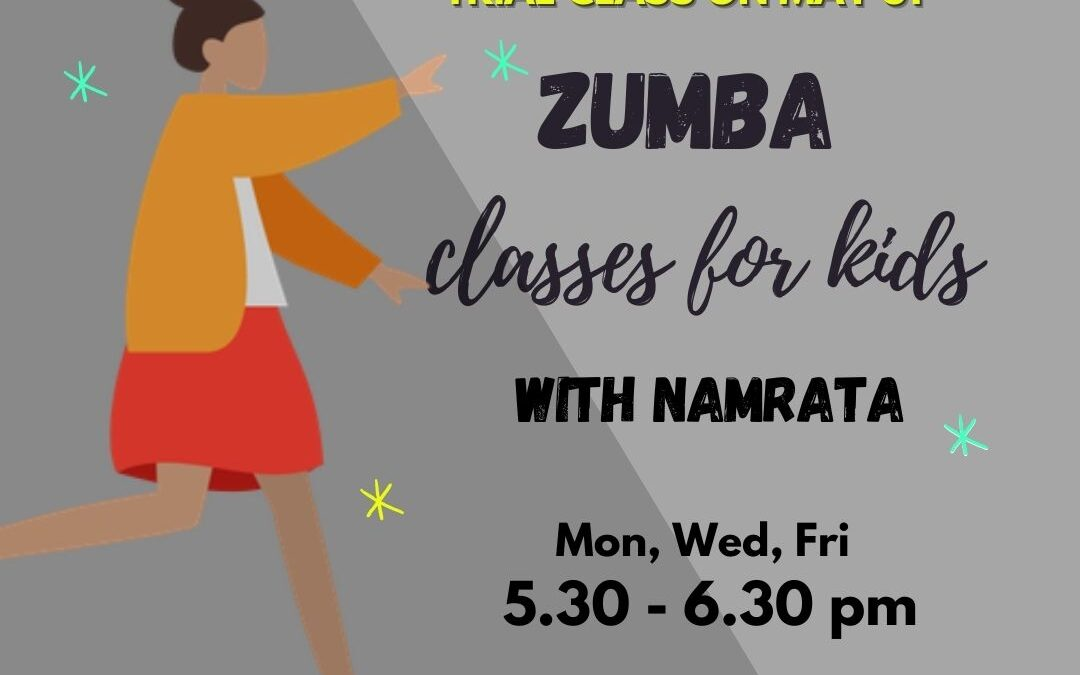 Zumba Free Trial Class (Online Session)