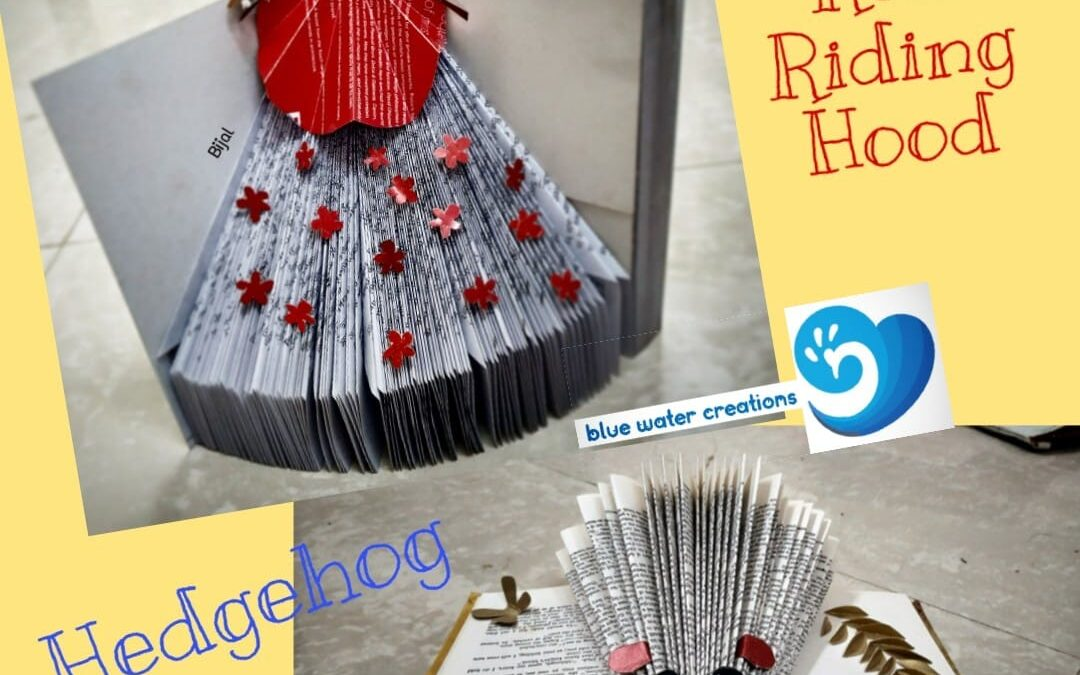 Book Sculpture with Bijal Shah – Free Online Session