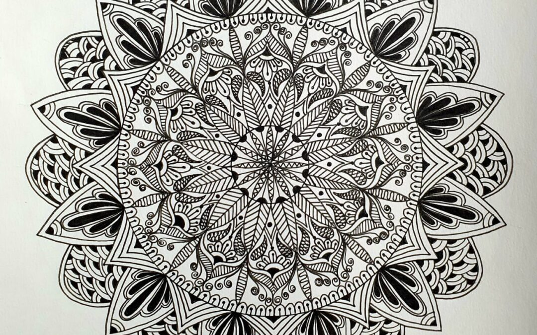 Mandala Art – Online Workshop