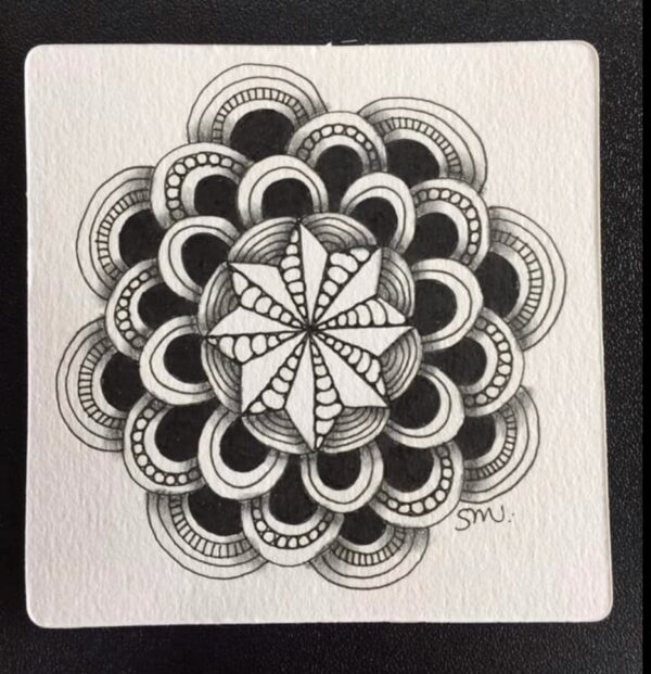 Zentangle Online Session