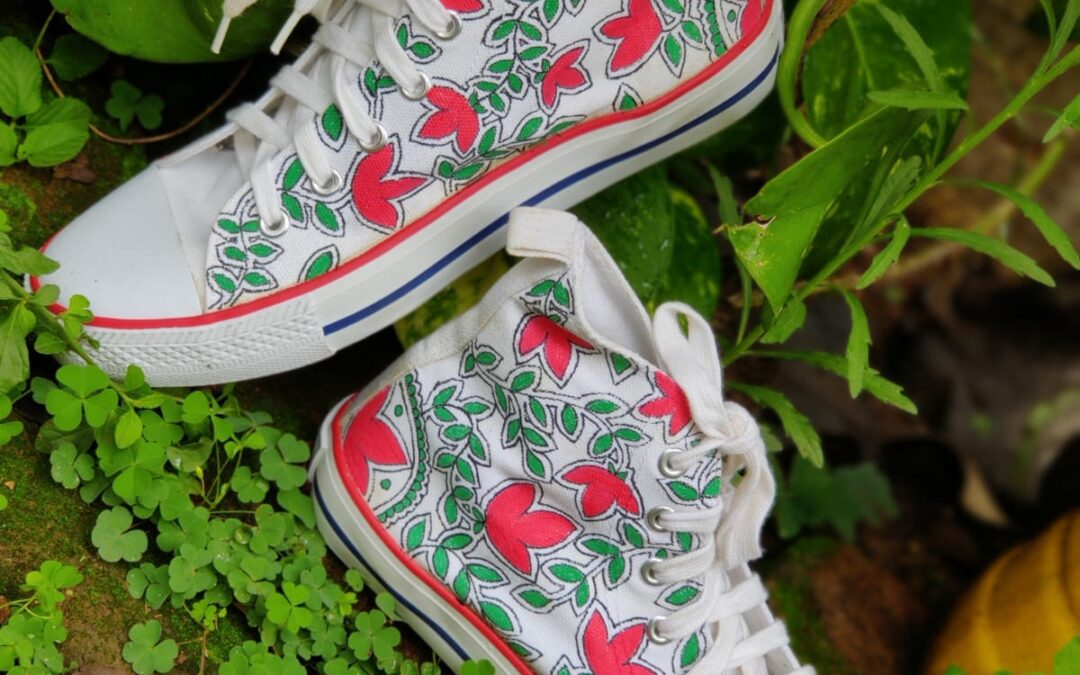Shoe Painting – Online Workshop