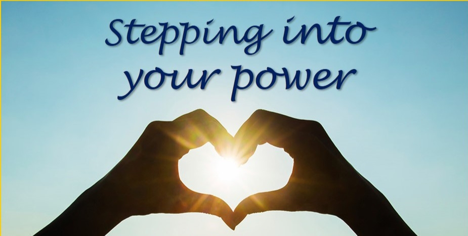 Stepping Into Your Power – Three Days Online Session