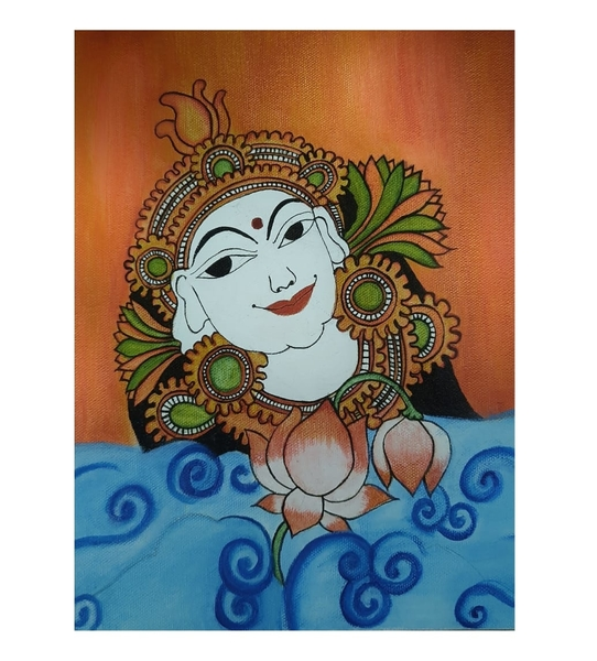 Kerala Mural Painting – Two Day Online Workshop