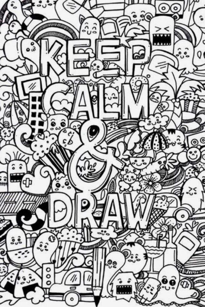 Doodling workshop online
