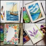 Watercolor Painting Online Classes