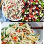 salad making