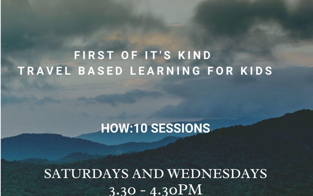 Travel to Scotland – Global Kids Training Program