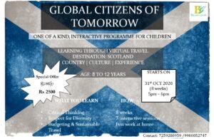Global Citizens of Tomorrow - Scotland