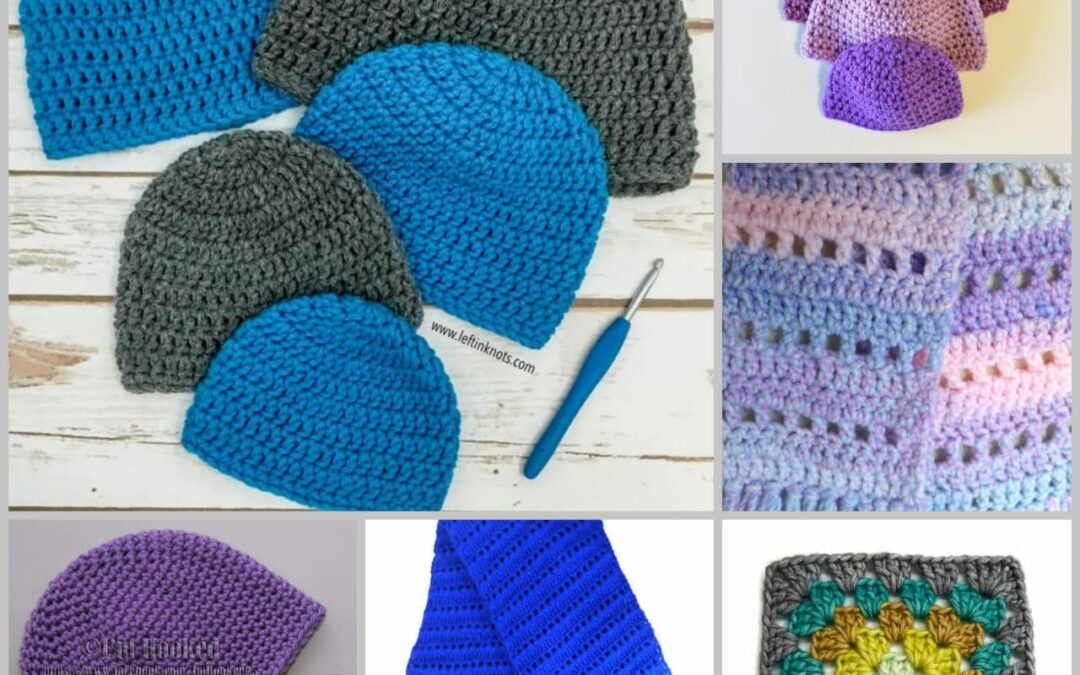 Crochet Online Course (Intermediates Level – 5 days)