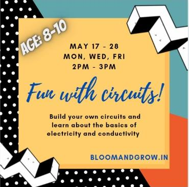 Fun with Circuits! Online Course for Kids